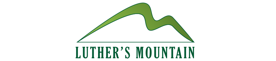 Luther's Mountain Logo